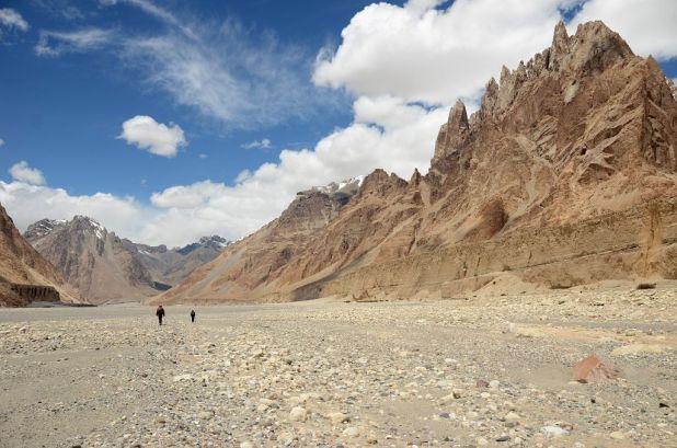 desolate valley
